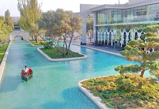бесплатные развлечения в Баку