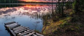 Озеро Селигер. Где находится и достопримечательности