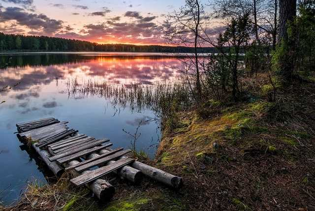 Озеро Селигер: где находится и достопримечательности