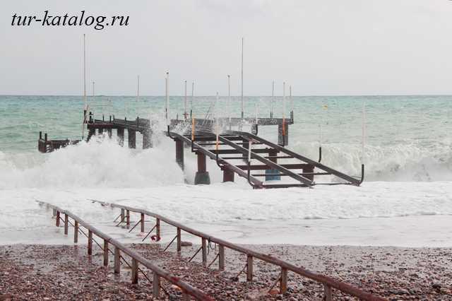Кемер: отдых в Кирише