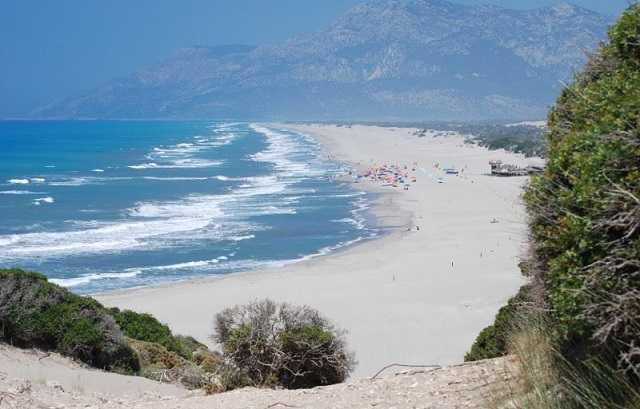 пляж патара