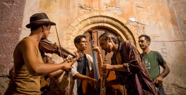 фестиваль фолка в италии