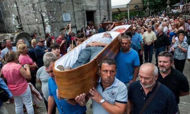 праздник святой марты в испании