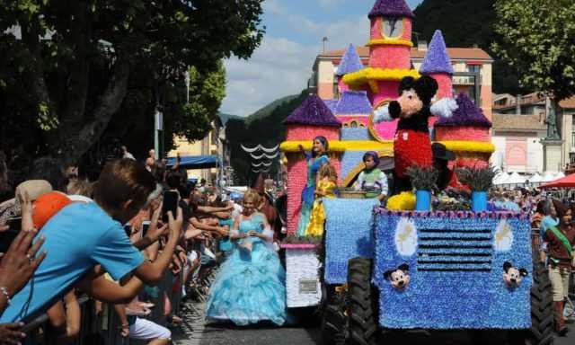 лавандовый фестиваль во франции