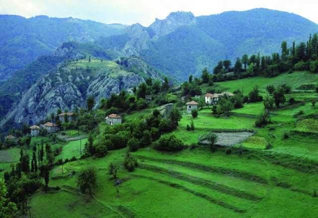 Горный отдых в Болгарии