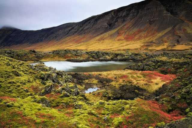 исландия осенью