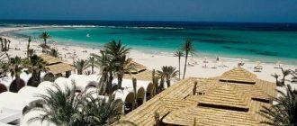 Курортный сезон в Тунисе по месяцам - tunis, afrika