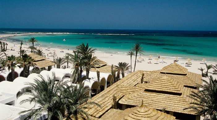 Курортный сезон в Тунисе в ноябре