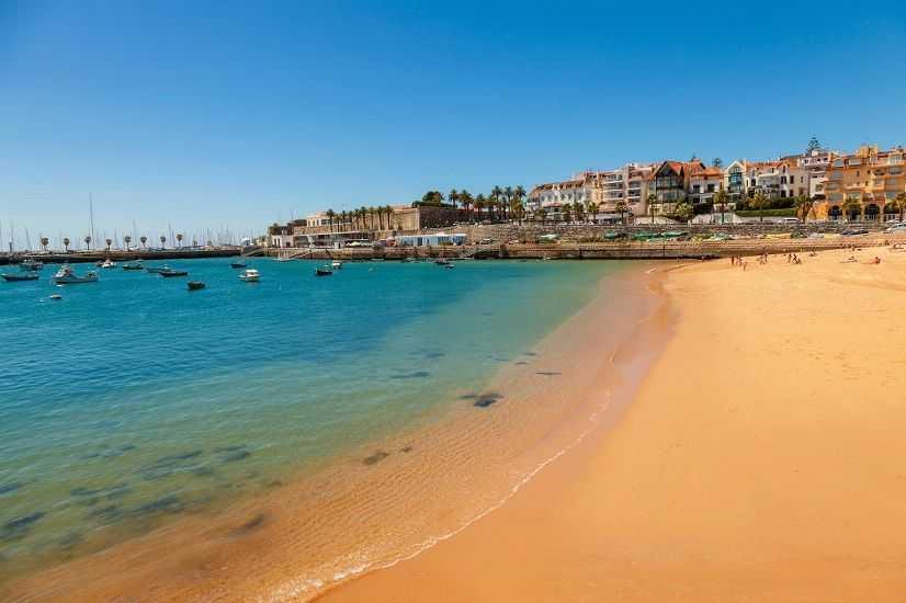 отдых в августе на Кашкайш - Курорты Португалии