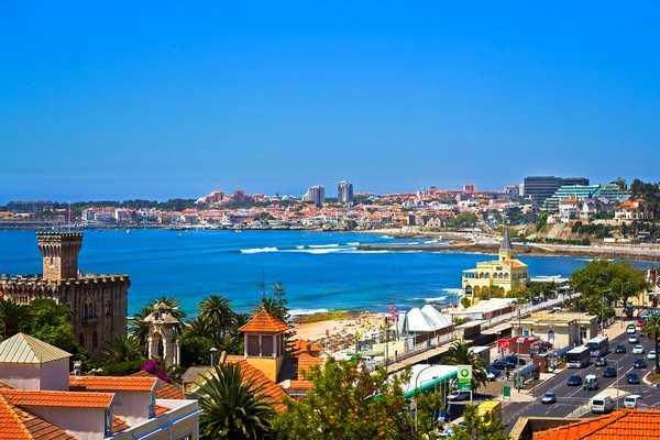 август в Эшториле - Курорты Португалии