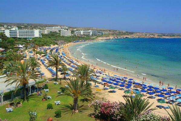 Айя-Напа - Курорты Кипра