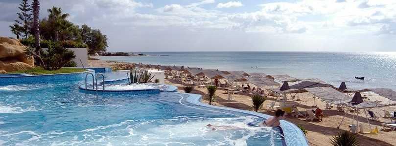 Курортный сезон в Тунисе в декабре