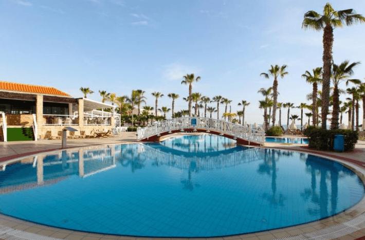 Протарас в августе - Курорты Кипра