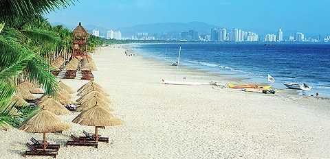 море в апреле - Дунфан