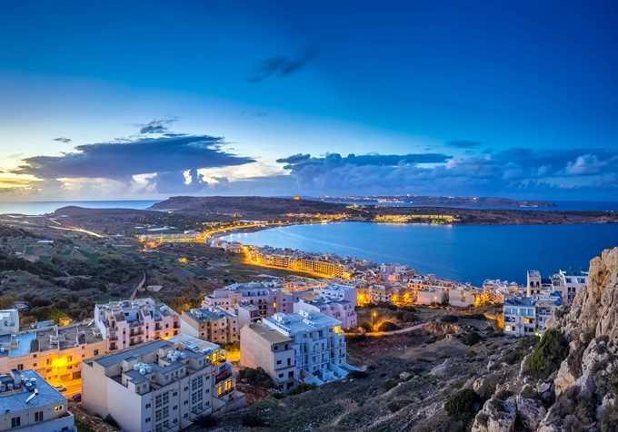 отдых в Меллиха - Курорты Мальты