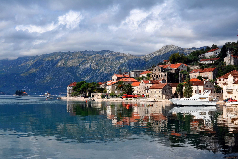 Бечичи в августе - Курорты Черногории