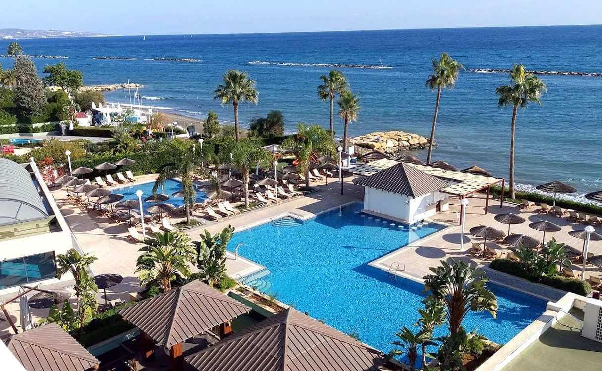 Лимассол в августе - Курорты Кипра