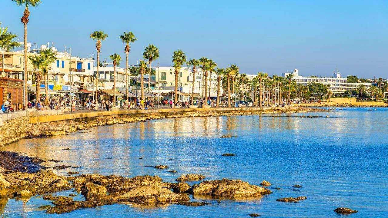 отдых в августе в Пафосе - Курорты Кипраё
