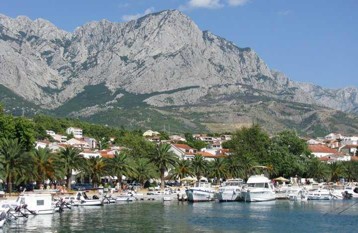 отдых в Башка Вода - Хорватия