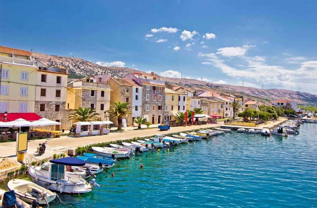 отдых на Острове Паг - Хорватия