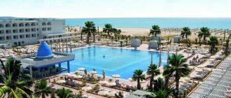 Семейный отдых в Тунисе 2019 - tunis