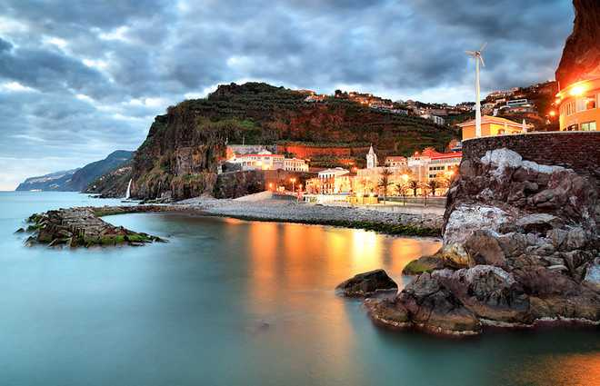 едем на отдых на Остров Мадейра - Курорты Португалии