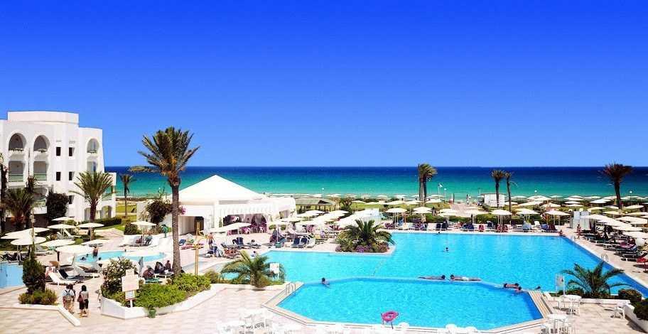 Курортный сезон в Тунисе в августе