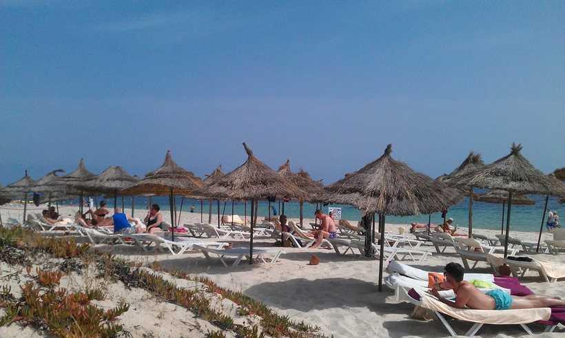 Курортный сезон в Тунисе в марте