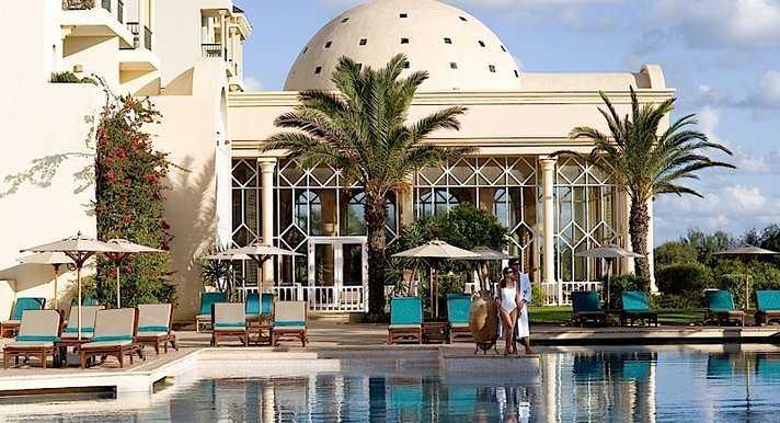 Курортный сезон в Тунисе в октябре