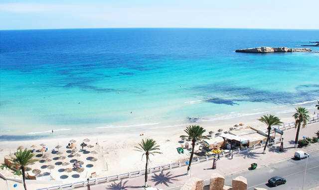 сезон в Тунисе в мае