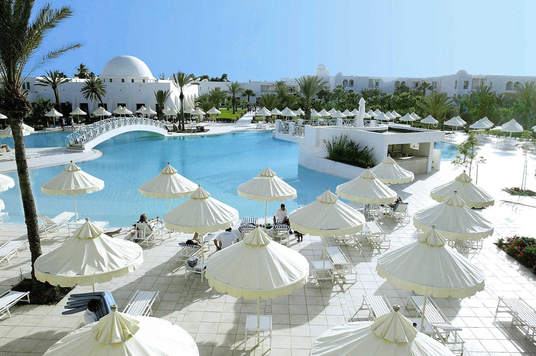 Курортный сезон в Тунисе в январе