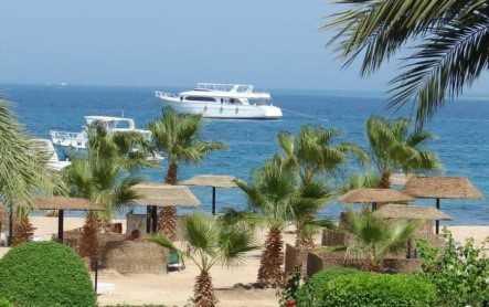 на море - Сафага