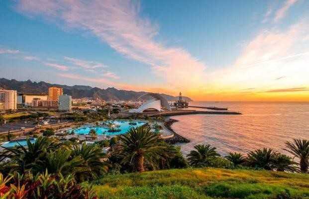 Поехать на море в марте - Тенерифе