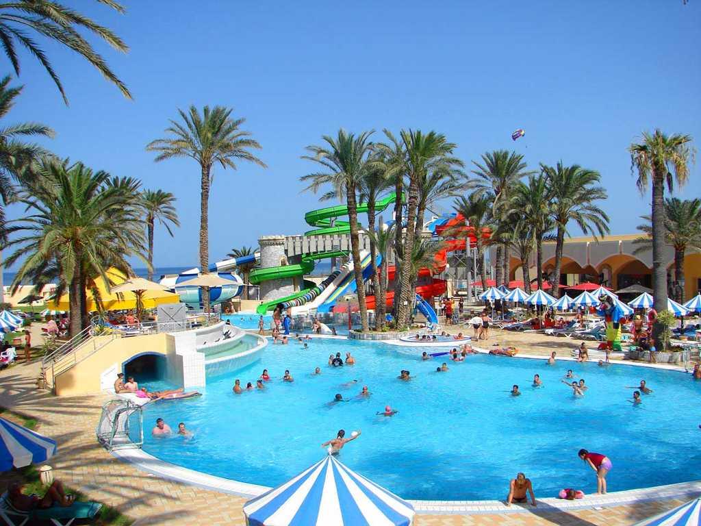Семейный отдых в Тунисе
