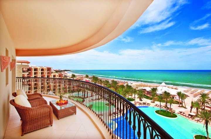 Курортный сезон в Тунисе в июне