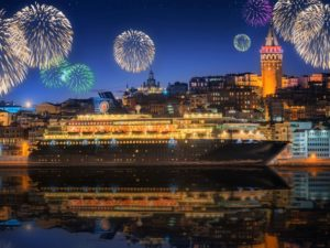 Новый год на Босфоре